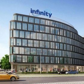 Infinity – a new office development in the very heart of Wrocław